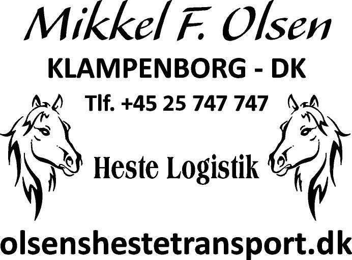 Olsens Hestetransport
